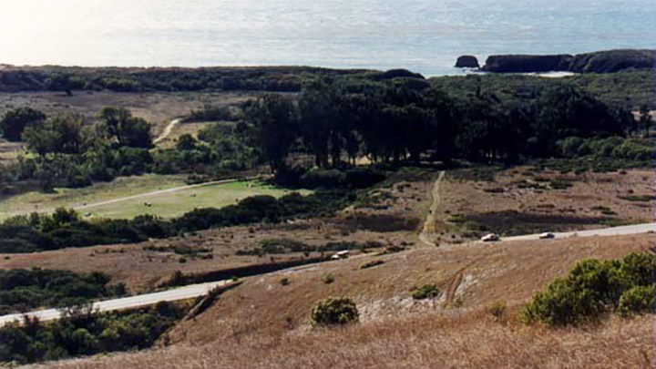 Andrew Molera State Park filming location in Monterey County