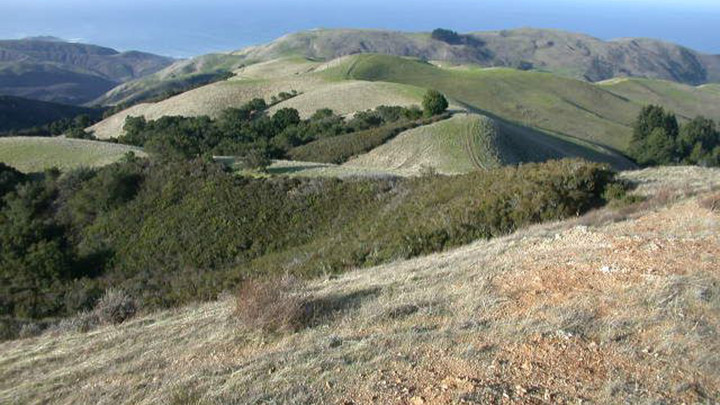 Calera Ranch filming location in Monterey County