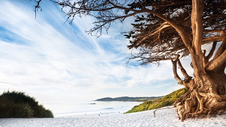 Carmel By The Sea filming location in Monterey County