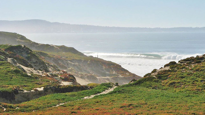 Fort Ord Dunes State Park filming location in Monterey County