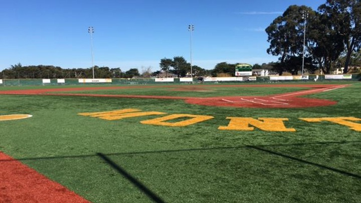 Jack's Baseball Park filming location in Monterey County