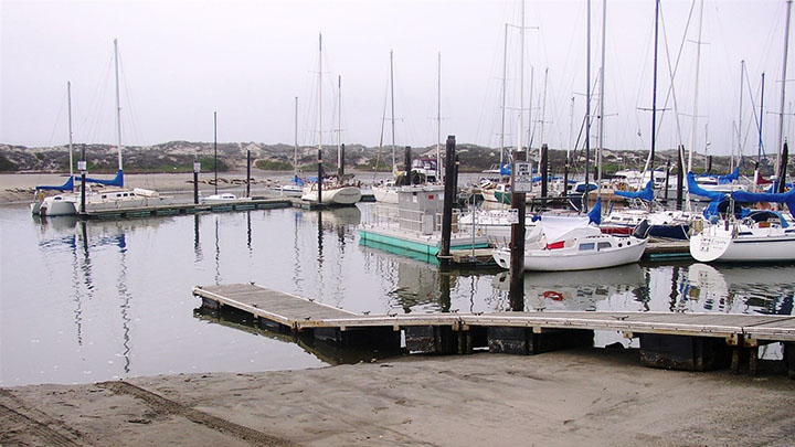 Moss Landing filming location in Monterey County