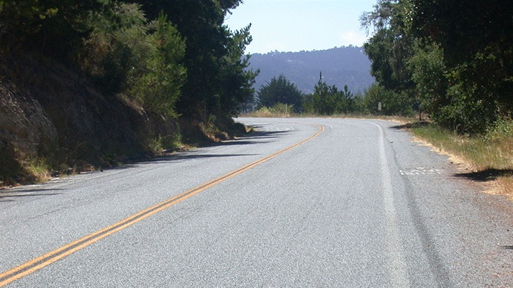 Olmstead Road filming location in Monterey County