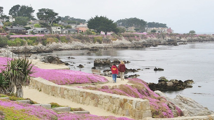 Pacific Grove filming location in Monterey County