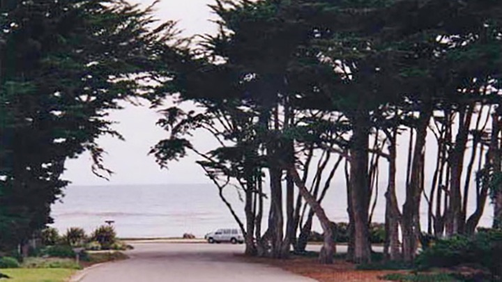 Pacific Grove Roads filming location in Monterey County