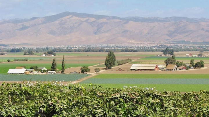 Paraiso Vineyards filming location in Monterey County