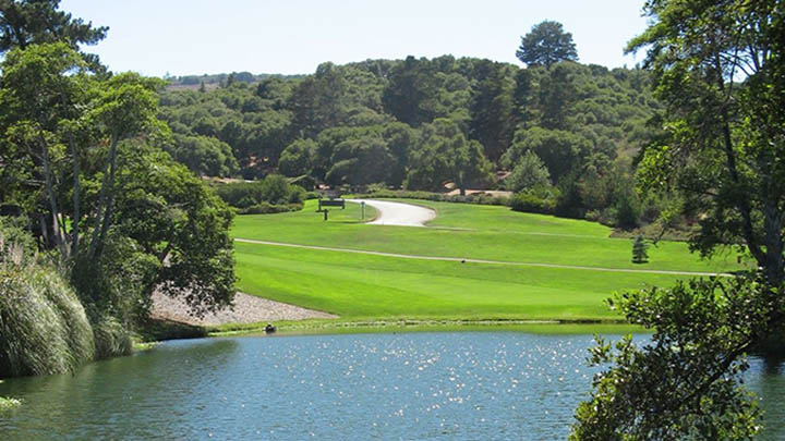 Quail Lodge Golf Course filming location in Monterey County