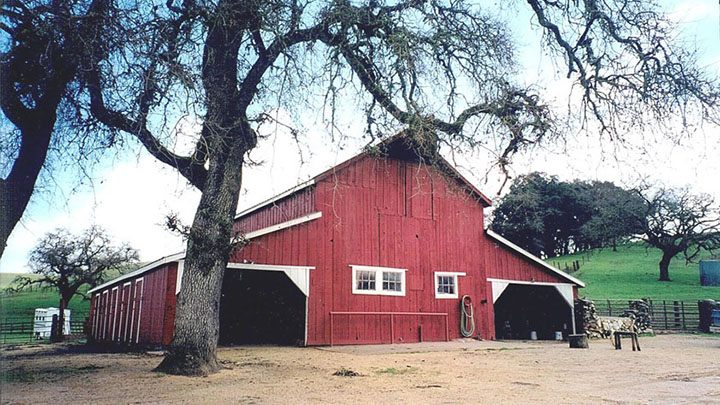 Rancho Cienega filming location in Monterey County