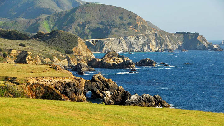 Rocky Point Ranch Big Sur filming location in Monterey County