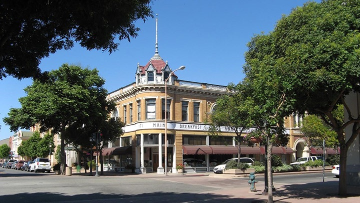 Salinas filming location in Monterey County