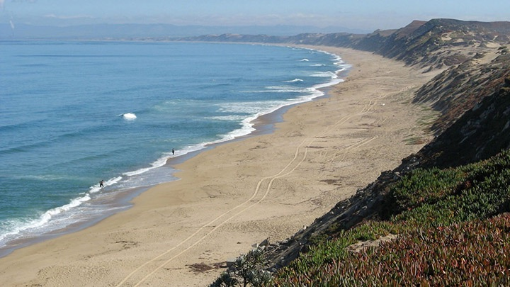 Sand City filming location in Monterey County