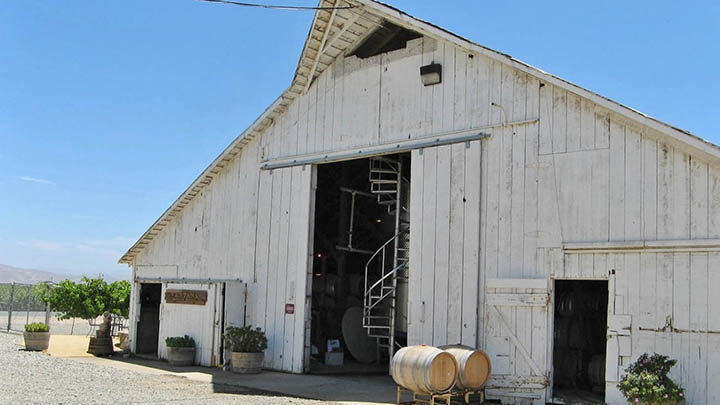 Ventana Vineyards filming location in Monterey County