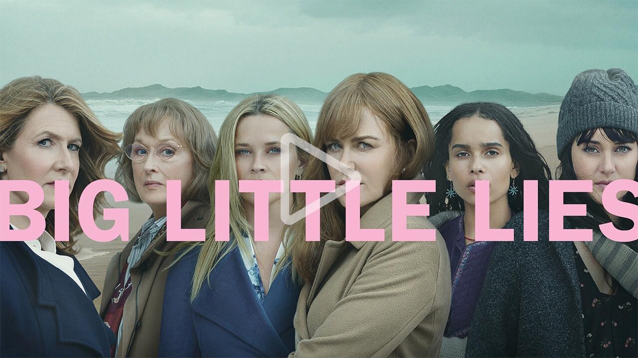 Big Little Lies filmed in Monterey COunty